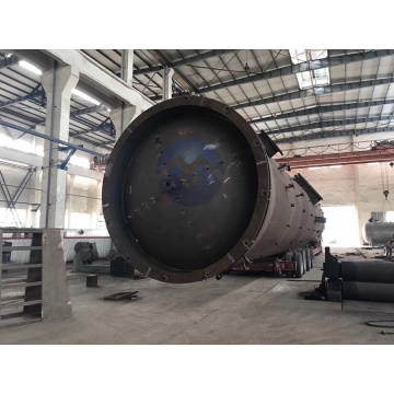 Excellent carbon steel storage tank