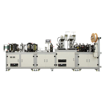 Folding mask machine-best selling
