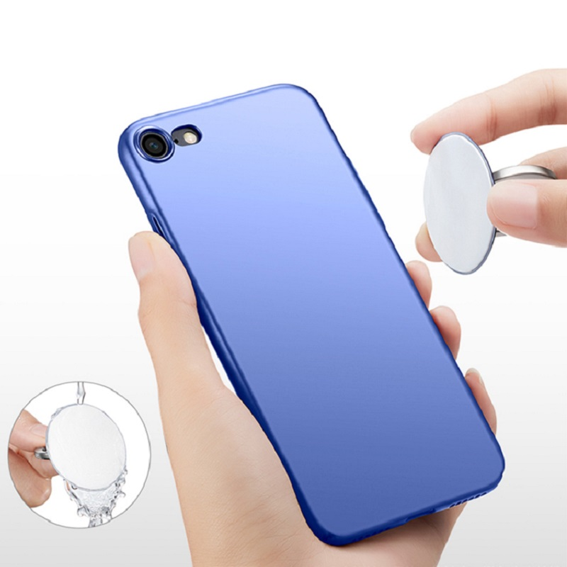 360 Degree Cat Ear Finger Ring Mobile Phone Holder Smartphone Stand Mount Support for IPhone IPad Xiaomi Smart Phone freeing