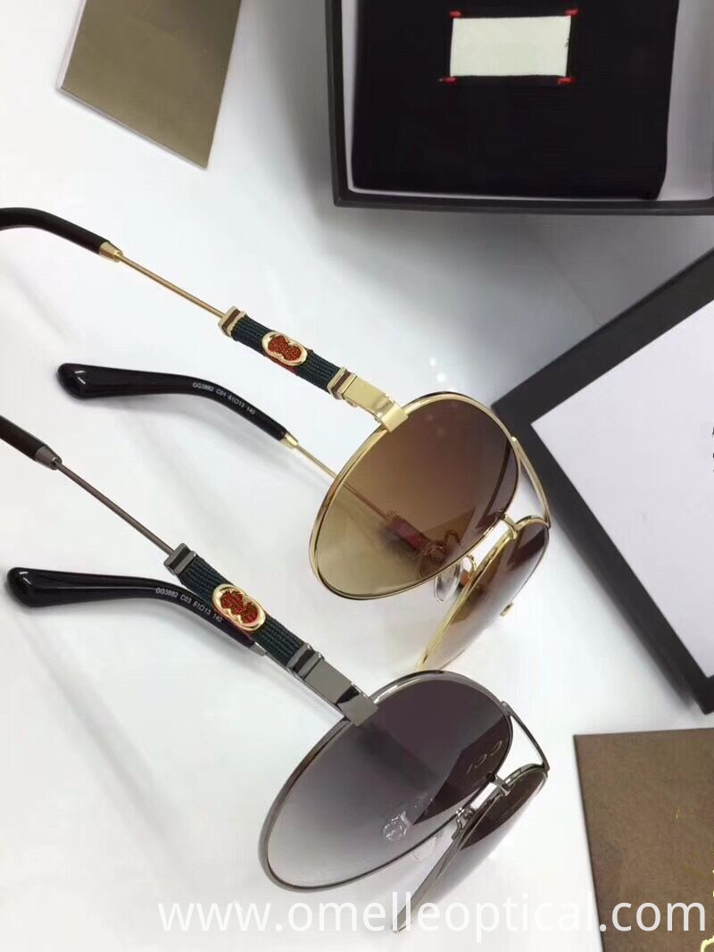 Classic Luxury Sunglasses