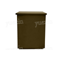 Vertical Wall Mounted Metal Apartment Outdoor Parcel Box