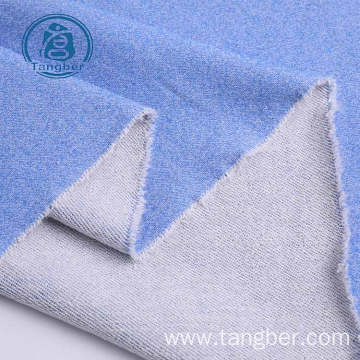 80 polyester 20 cotton jacquard terry cloth fabric