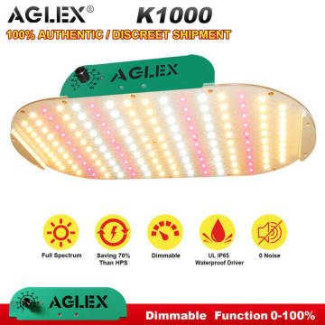 AGLEX K1000 LED Grow Lights Dimmable