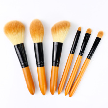 6 Pcs mini zojambula kuyenda makeup brush