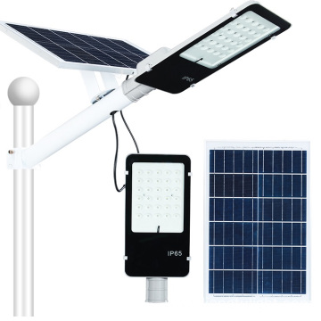 Waterproof IP65 100W Led Solar Street Lamp