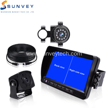 High Definition AHD Wired Vehicle Camera and  Monitor
