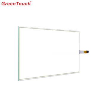 4 Wire Resistive Touch Screen Panel 22""