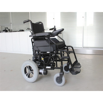Power-driven wheelchair platform lift