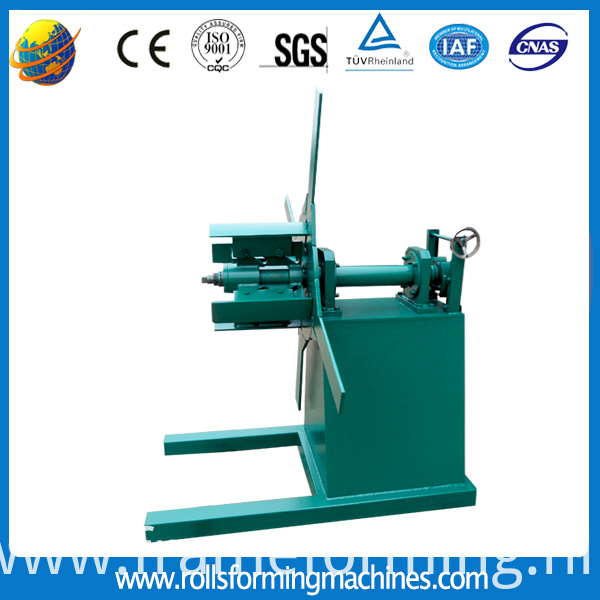 angle Shape Keel Machine