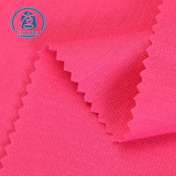 300gsm 100% polyester ponte roma fabric for women