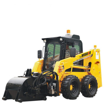 7*24 after-sale mini skid steer loader with track