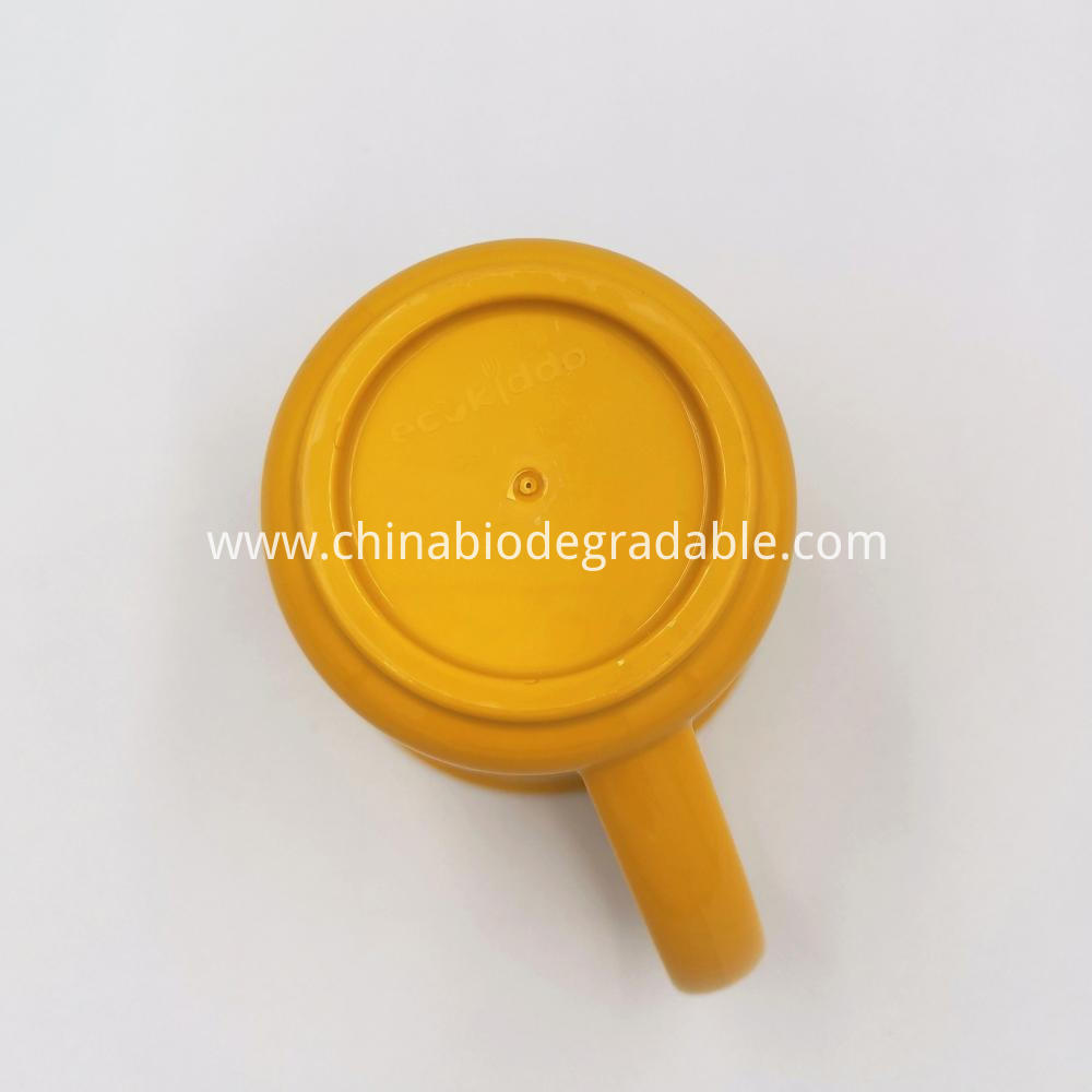 Compostable Heat resistant Corn-based Kid's Cup