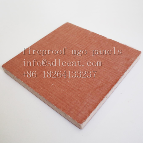 high-strength 18mm mgo flooring chloride free panel