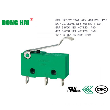 Inner Housing Tunnel Design Dustproof Switch