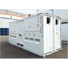 Transformer Container Integrierter Typ