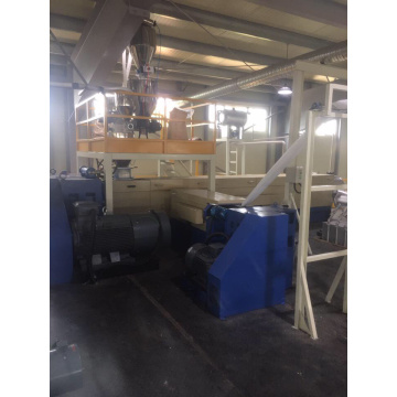 YF-2400 SS PP spunbond nonwoven fabric making machine