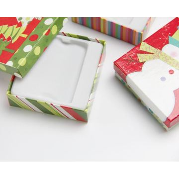 Christmas Holiday Packaging with VAC tray
