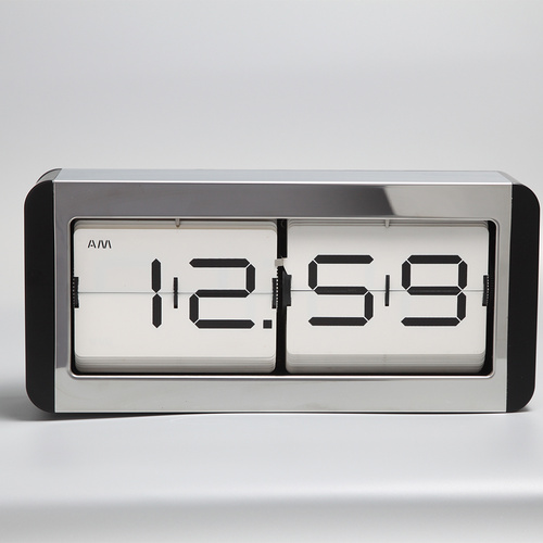 Big Flip Table Clock