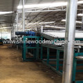 High Efficiency Plywood Veneer Dryer