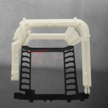 Custom plastic parts 3D printing rapid prototype fabrication