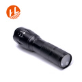 power bank tactical spotlight handheld led flashlight