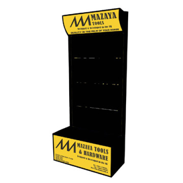 Power Tool Display Racks Metal Hook Display Stands