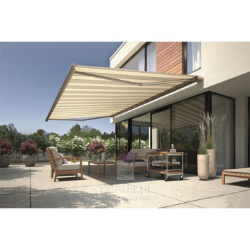 manual awning balcony outdoor