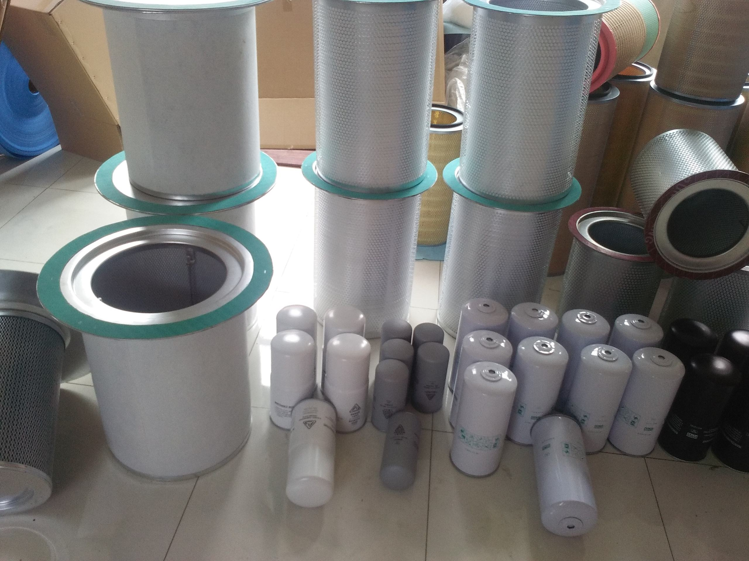 Oil-gas Separation Filter Element