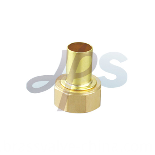 Brass Flare Union Coupling H740