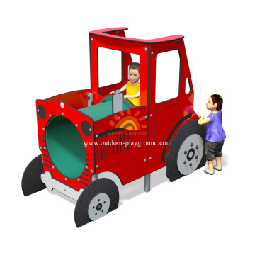 Equipment Outdoor Plastic Automobile Playhouse