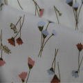 Cool and light summer rayon printed fabric