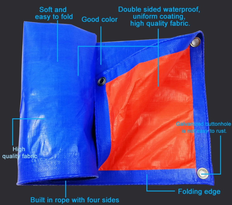 Tarpaulin Sheet With Details Description