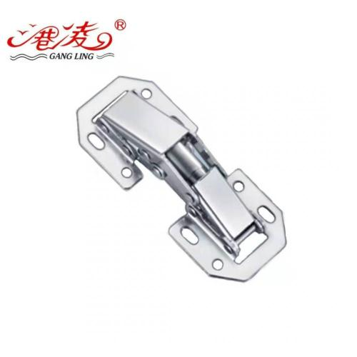 Slide-on One way Bridge Hydraulic Hinge