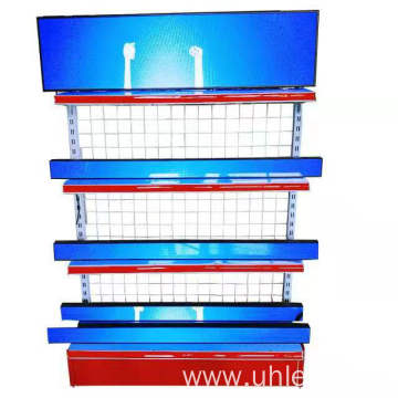P2 COB supermarket digital advertising led shelf display