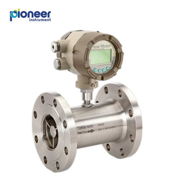 LWGY Series 4-20mA Liquid Turbine Flow Meter