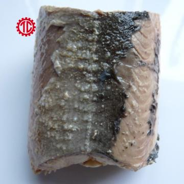 Canned Pink Salmon In Brine With Bone Skin