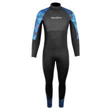 Seaskin Eco-friend Back Zip Wetsuits for Surfing