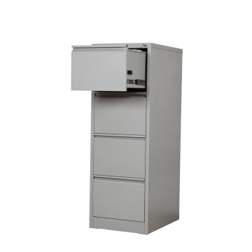 KD Structure Steel Storage 4 Drawers Filing Cabinet