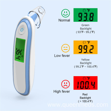 Digital Forehead Thermometer For Baby