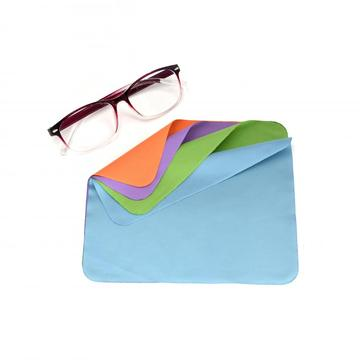 print microfiber cloth for cute glasses