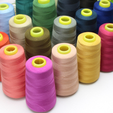 Fireproof Dyed Aramid Fiber Sewing Thread