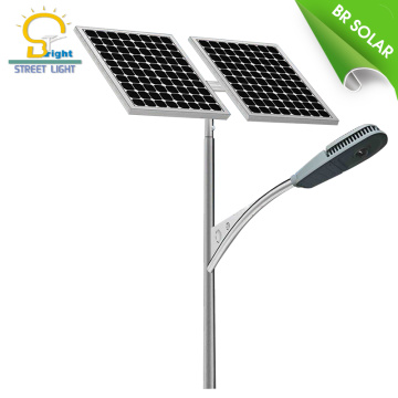120W outdoor best design led solar street light