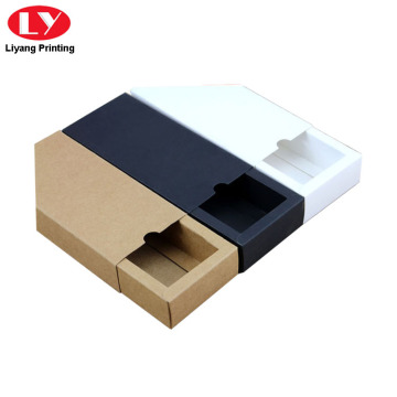 Foldable Drawer Slide Box for Bow Tie