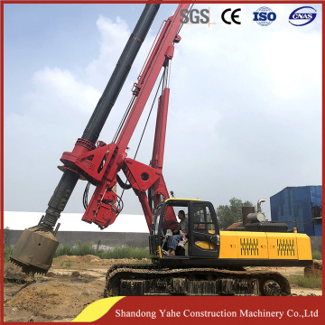 Hydraulic pile driver rig DR-160