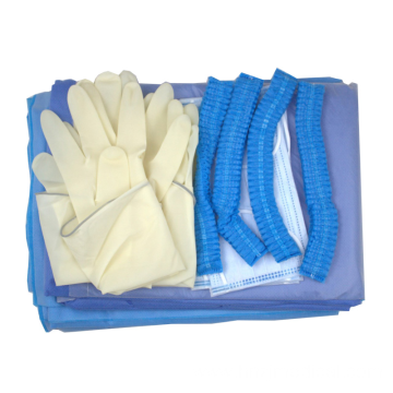 Sterile Disposable Preoperative Use Kit