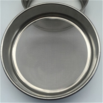 30 mesh ASTM stainless steel test sieve