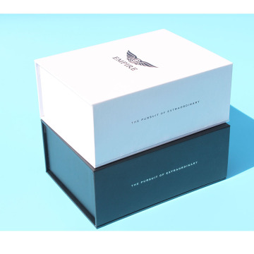 Luxury Gift Packaging Rigid cardboard box Glossy