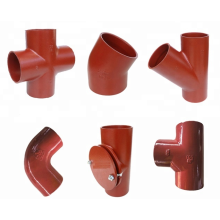 EN877 Standard Cast Iron Pipe Fittings
