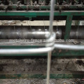 Hot dipped galvanized hinge joint knot field fence