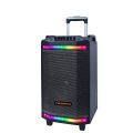 12'' Fantastic  Portable Party Speaker With Microphone